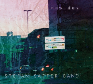 Stefan SafferNEW DAY Album Cover